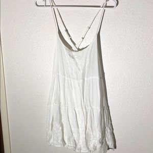 Dresses & Skirts - Abercrombie & Fitch White Dress